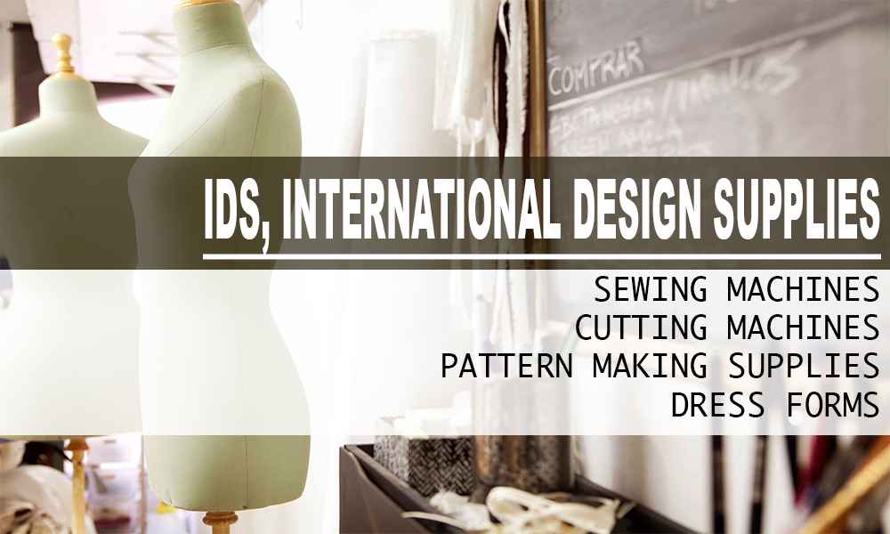 IDS, Pattern Making Supplies U0026 Sewing Machines