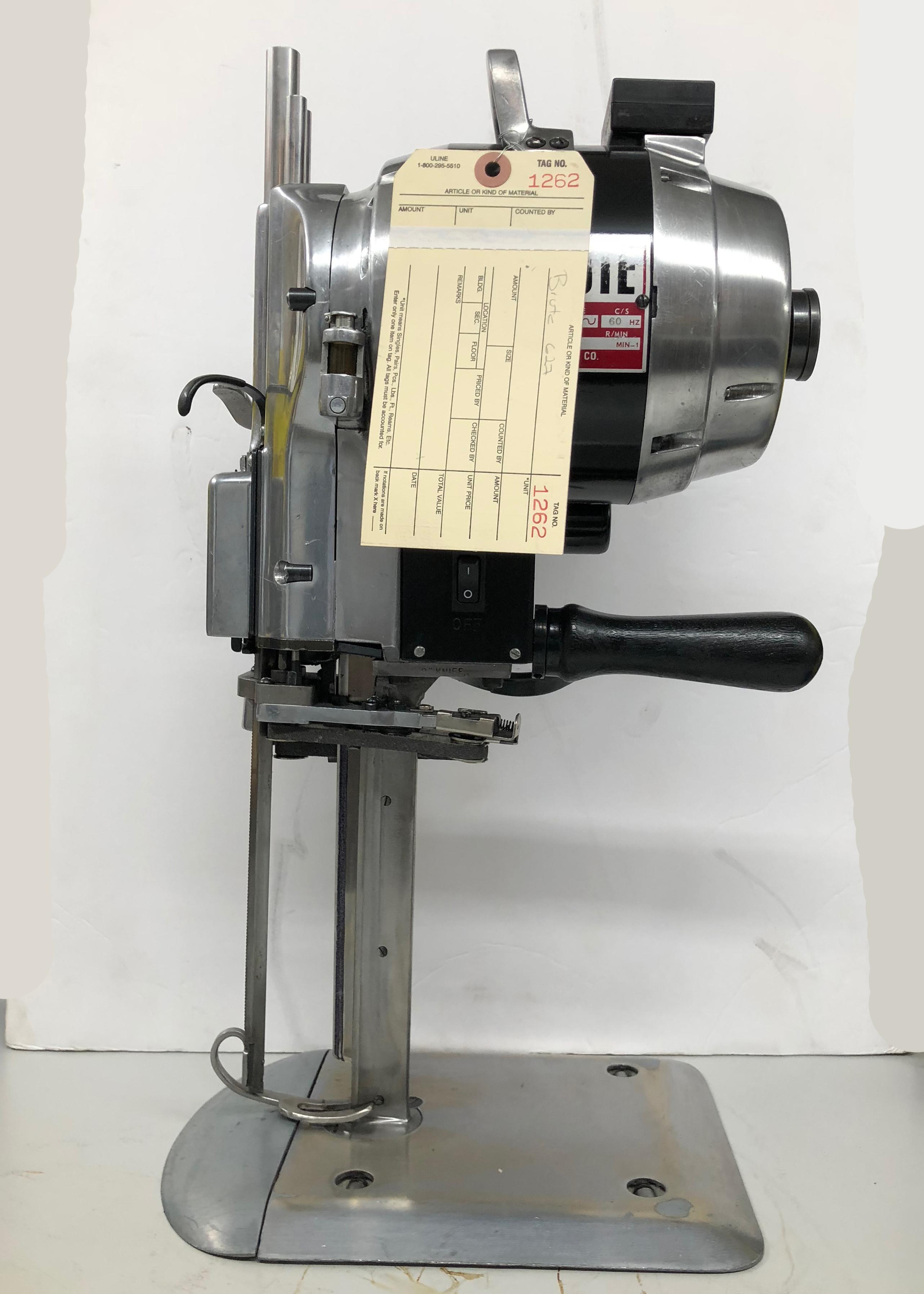 Eastman Brute Class 627 10 Quot Fabric Cutter Straight