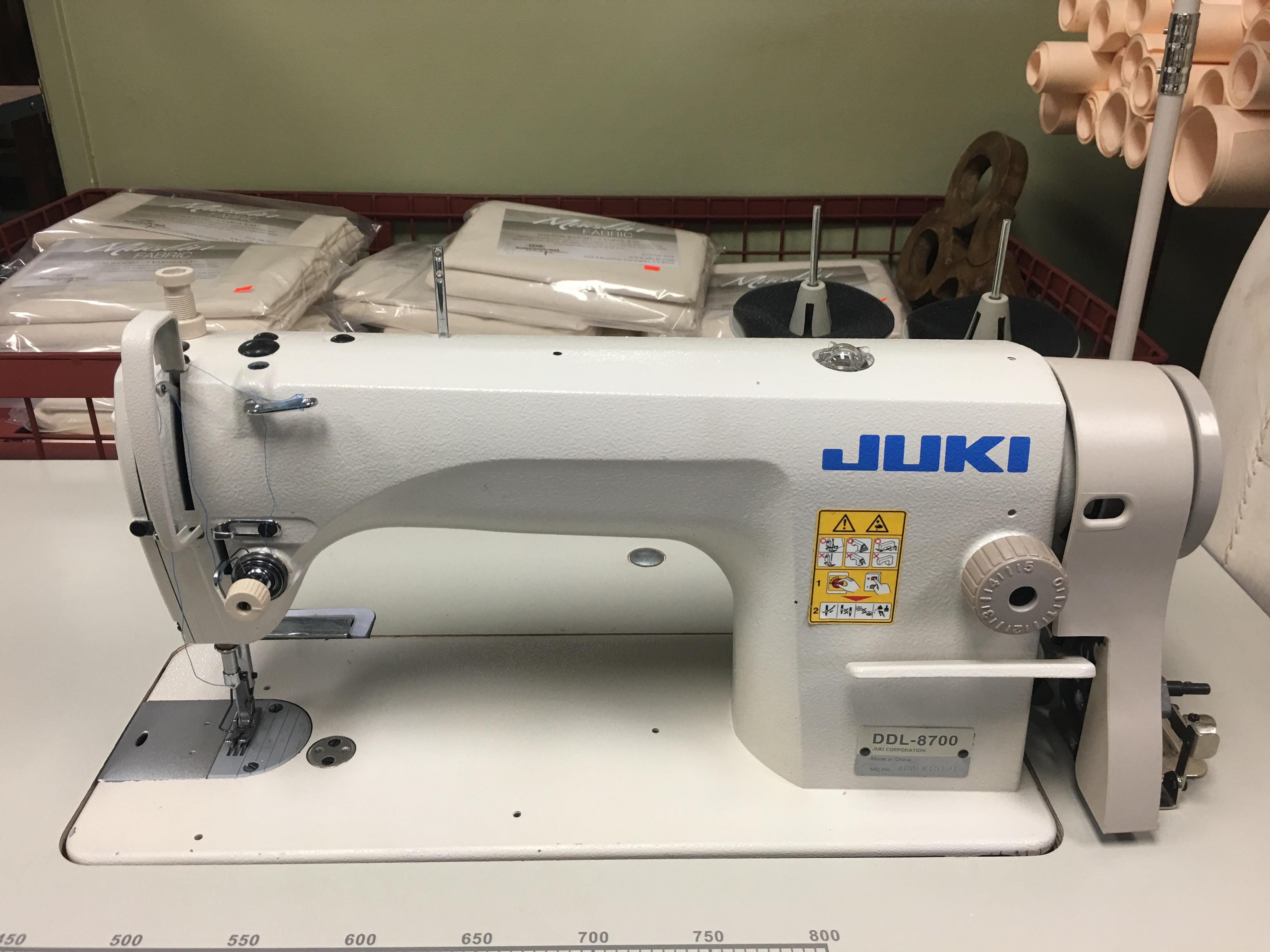 Juki DDL-8700  1-needle, Lockstitch Machine