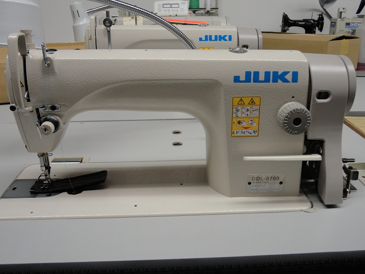 Juki DDL40 Single Needle Sewing Machine Custom New Sewing Machine