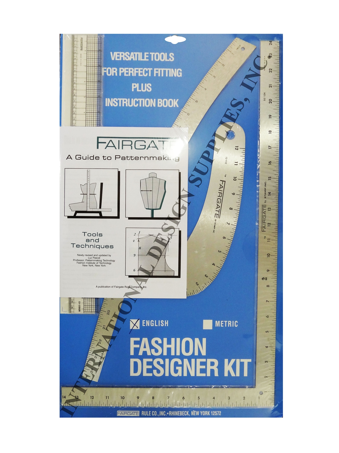 FAIRGATE 15-102 Fashion Designer's kit