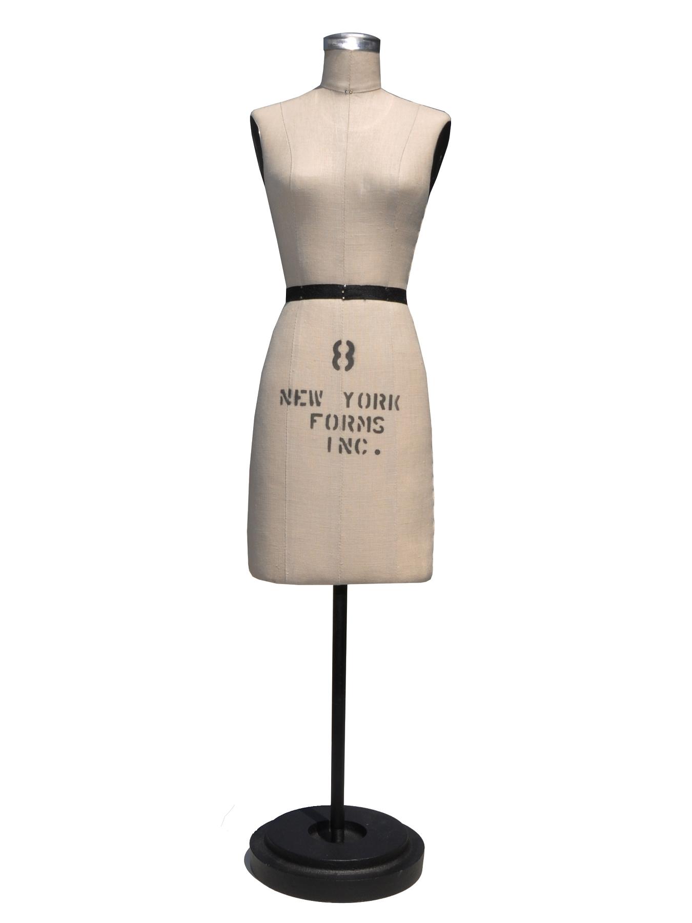 New York Half Size Dress Form