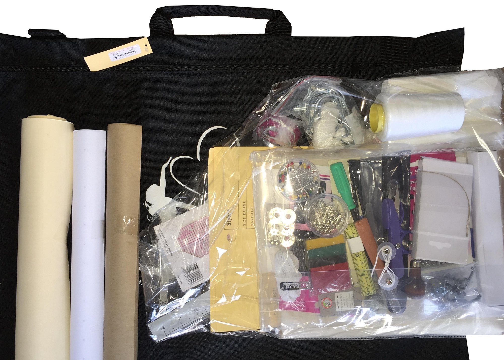 PCCP - Pasadena City College Pack,  (Pattern Making Kit for your apparel / sewing class )