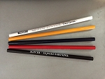 5 Tailor's pencil Red, White, Black, Blue, Yellow