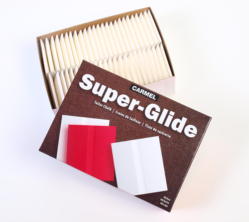 Carmel Super Glide Tailor-Chalk (Crayons) Wax Based
