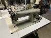 Juki DDL-555 Industrial Sewing Machine, compete with table and motor