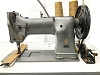 Singer 144W103, WALKING FOOT sewing machine, high lift for EXTRA HEAVY work