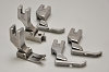 5 Presser Feet For industrial sewing machine