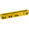Tape Measure for Sewing, 60-Inch  (Assorted colors)