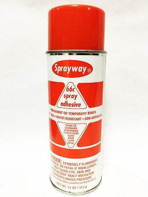Sprayway 66c Adhesive Spray
