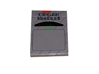 Organ 135x17 (Pack of 10 ) Needles for walking foot sewing machines