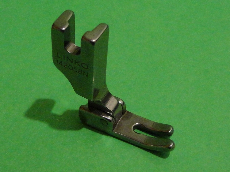 LINKO 142058N Hinged presser foot (Narrow ) for industrial sewing machine