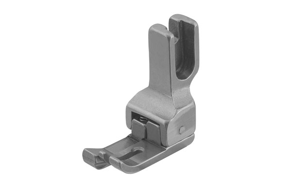 222 Left Compensating Presser Foot 1/8