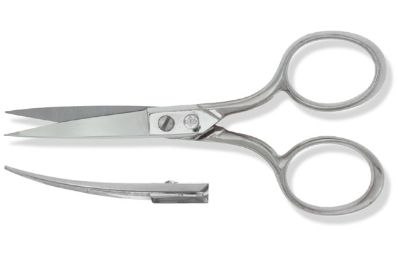 Mundial Scissors 427-4CURV EMBROIDERY SCISSOR 4