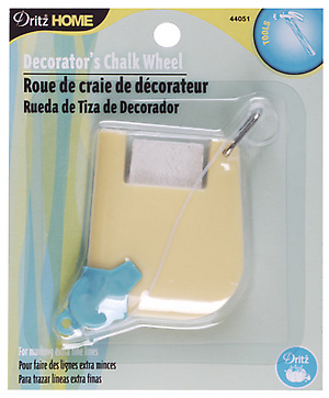 Dritz 44051 Decorator's Chalk Wheel