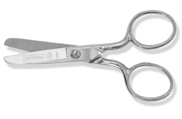 Mundial Scissors 830-4 POCKET SCISSOR 4