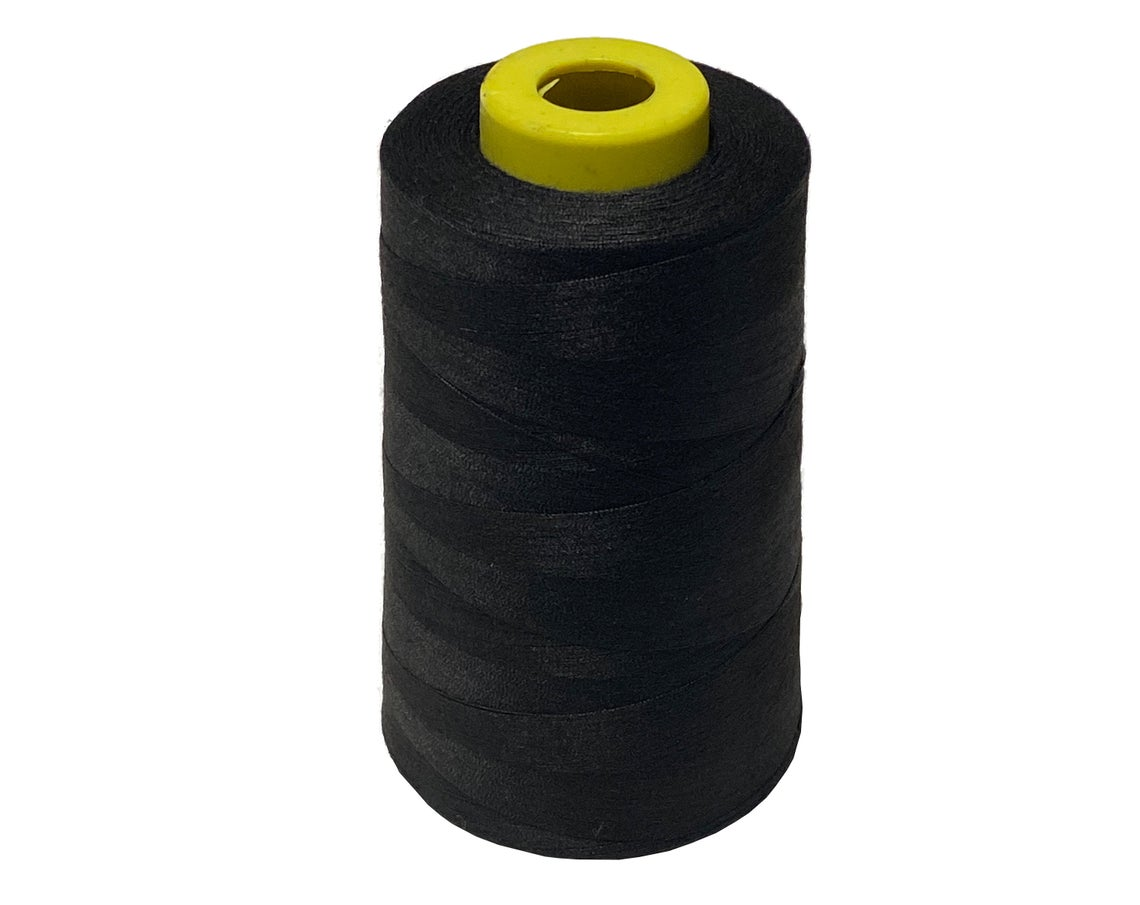 Sewing Thread 6000 yard, 40/2-T27 BLACK