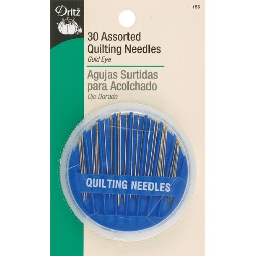 Dritz 156 Quilting Needle Compact