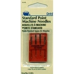 Dritz 52-65 Universal Point Machine Needles 4-Pack: Size 9/65