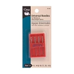 Dritz 52-66 Universal Point Machine Needles Size 11 14 16 4/Pkg