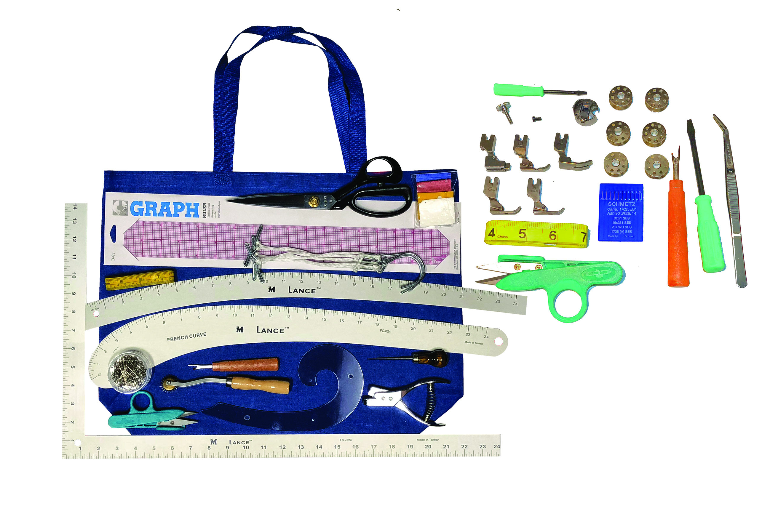 Pattern Making  kit + Sewing Machine Kit