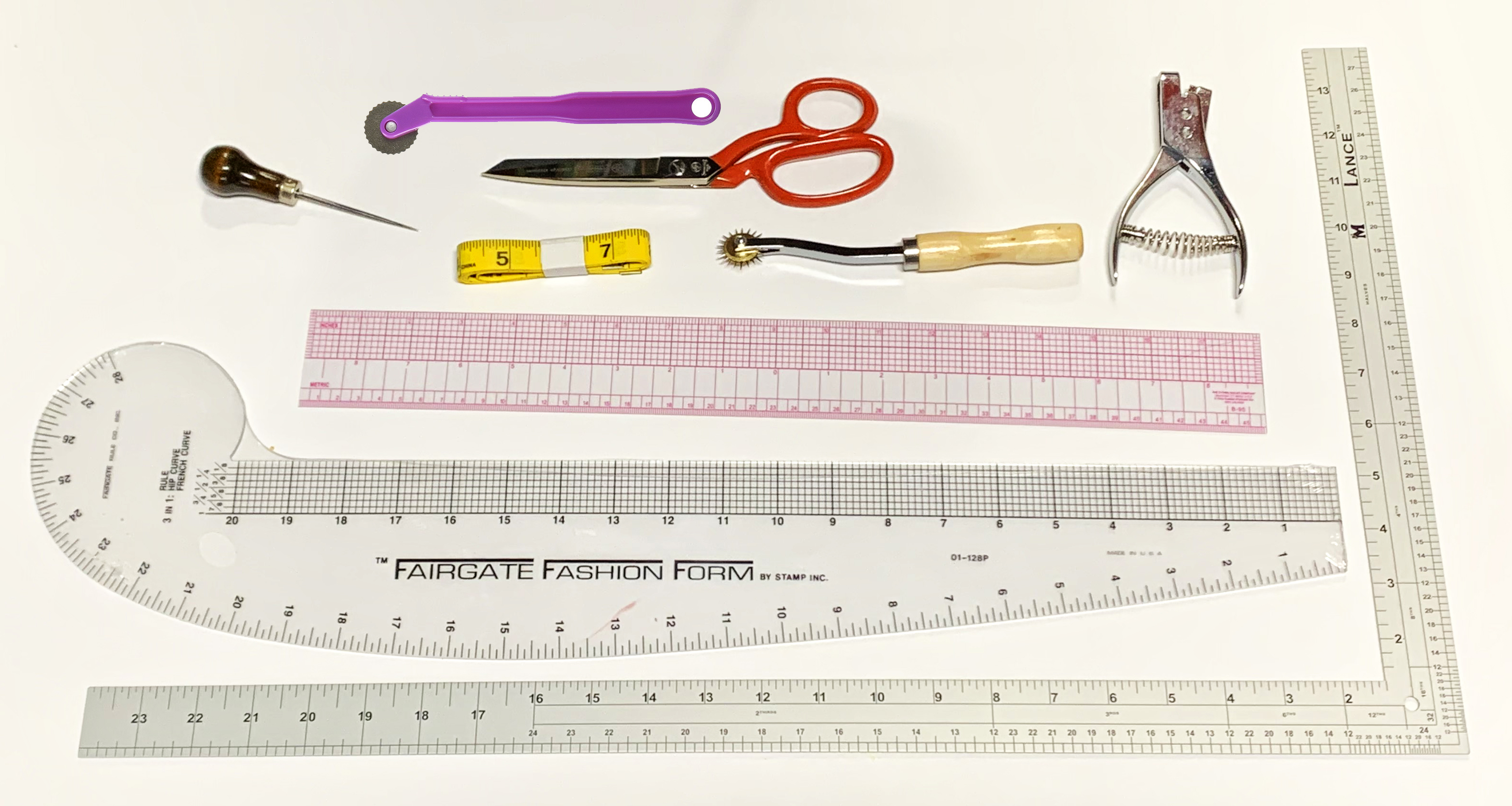 UF Theatre Pack - Rulers and tools kit