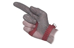 Stainless Steel Safety Gloves 3 Fingers - REVERSIBLE