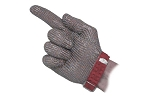 Stainless Steel Safety Glove 5 Fingers - REVERSIBLE