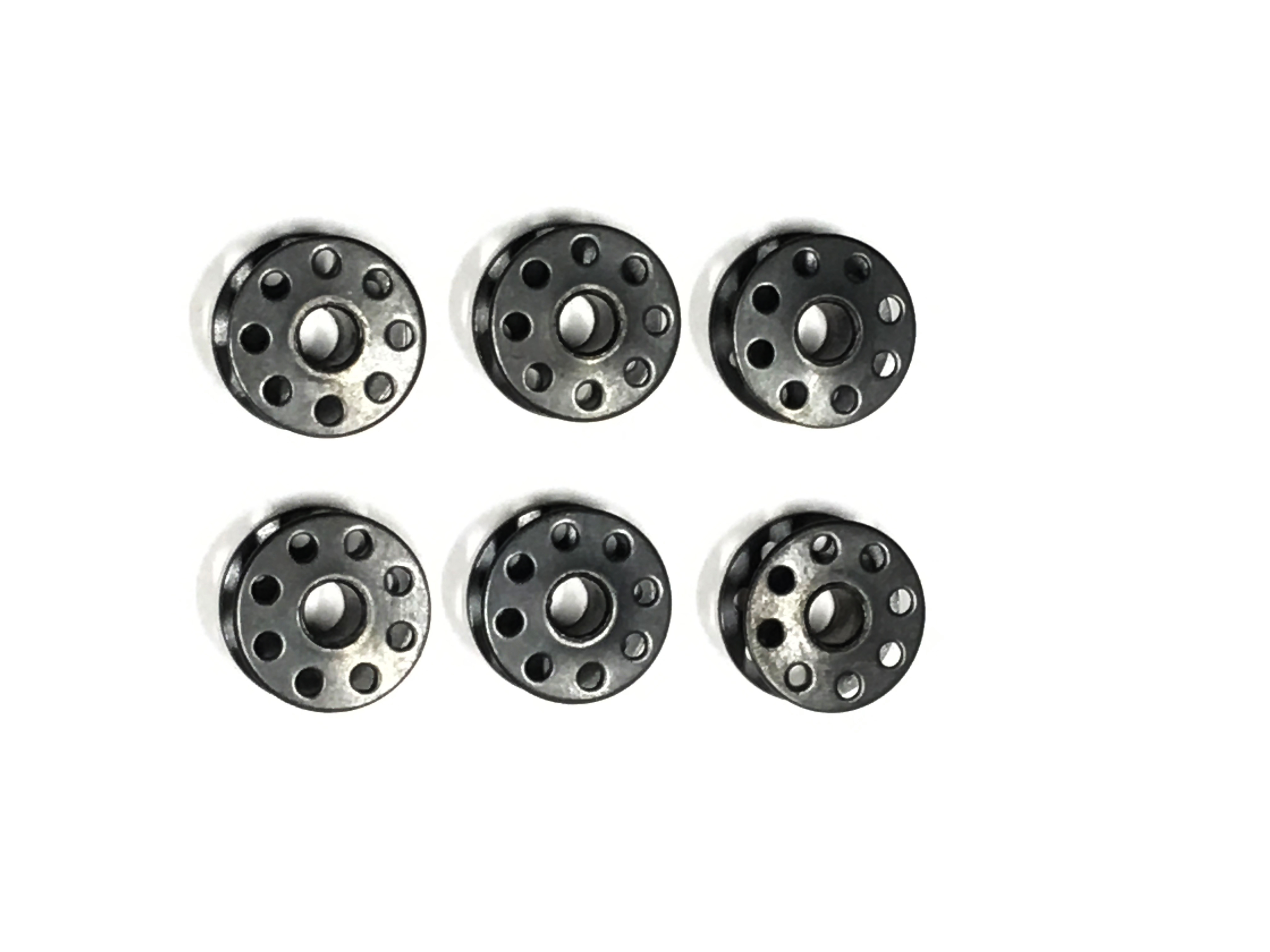 Pack of 6 bobbins for Juki