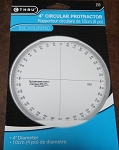 Westcott  259, Circular Protractor 360 Degree 4