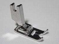 Presser Foot Zig Zag High Hinged Metal for home sewing machine- 1731
