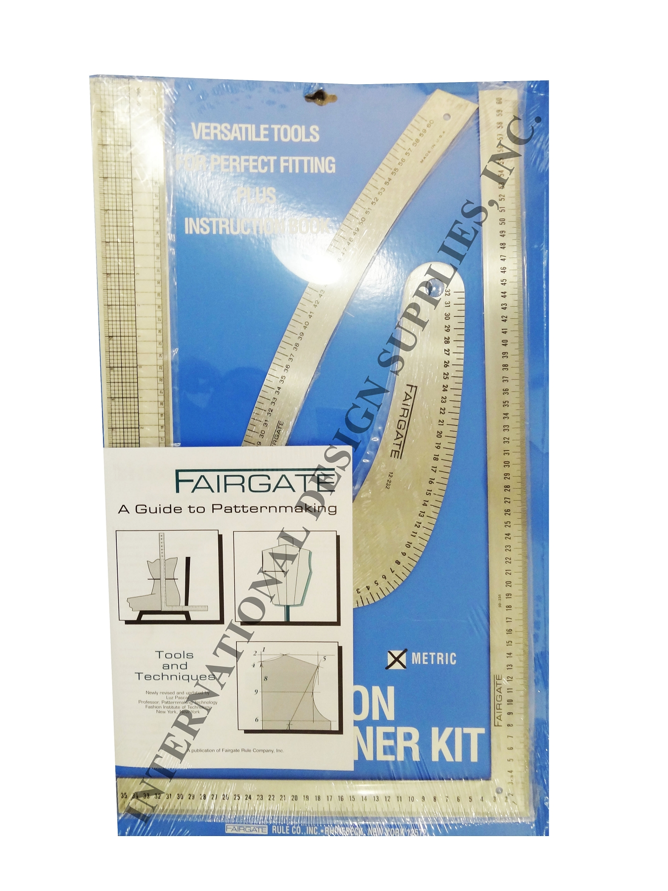 Fairgate 15 202 Fashion Designer S Kit Metric