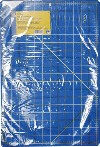 Dritz 1046, 12 Inch By 18 Inch Cutting Mat