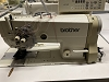 Brother Double Needle, Automatic split bar sewing machine