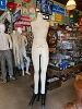 SUPERIOR Dress Form, size 8, FULL BODY MANNEQUIN, model 2009