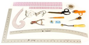 Delia's Classs - Sewing Kit