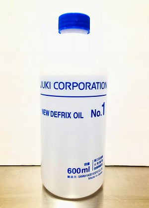 Juki Genuine Defrix No.1, Sewing Machine Oil,  600ml