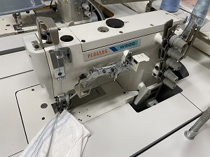 Pegasus W500 Coverstitch Sewing Machine