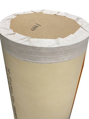 "Roll of Manila Pattern Paper Wt: 100, 48"", 500 ft (Light Weight)"