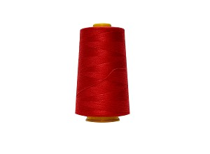 Industrial Sewing Machine Thread 6000 yard, 40/2-T27 RED